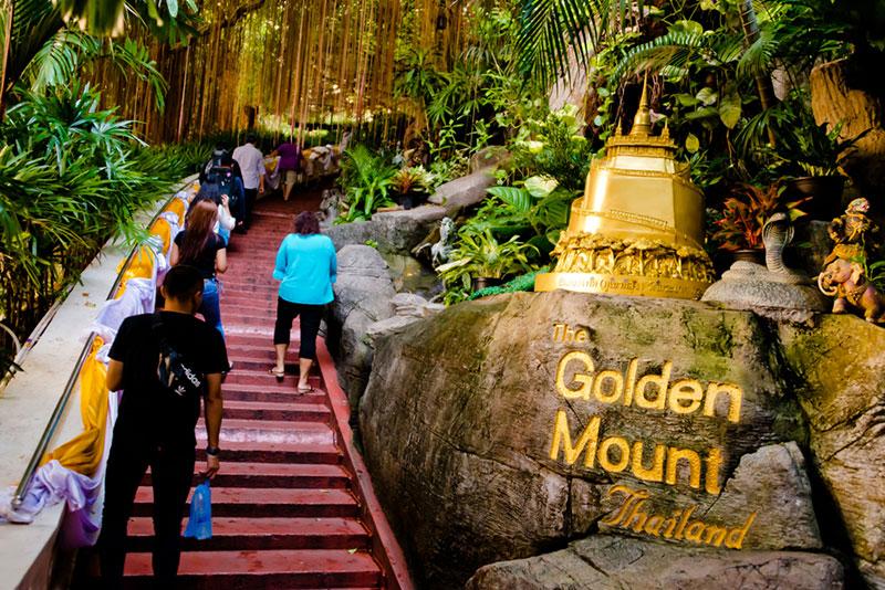 ภูเขาทอง กรุงเทพฯ