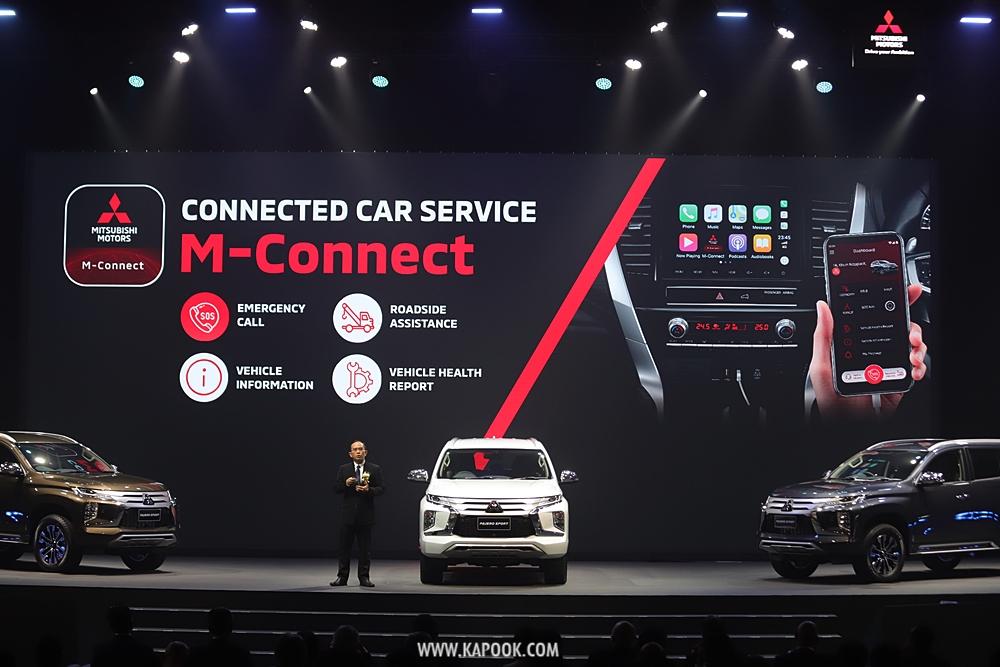 New Mitsubishi Pajero Sport 2019
