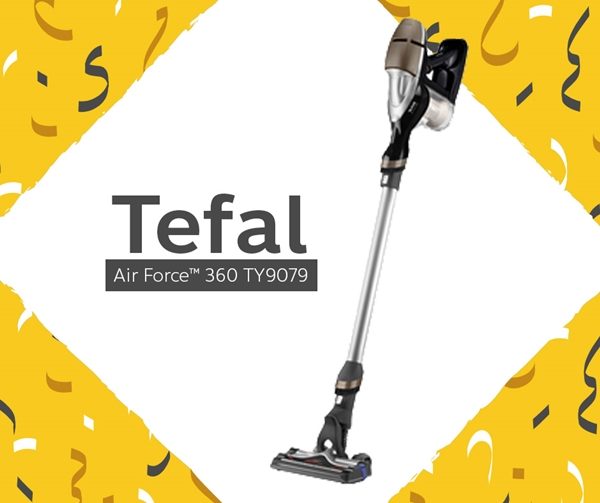 Tefal Air Force™ 360 TY9079