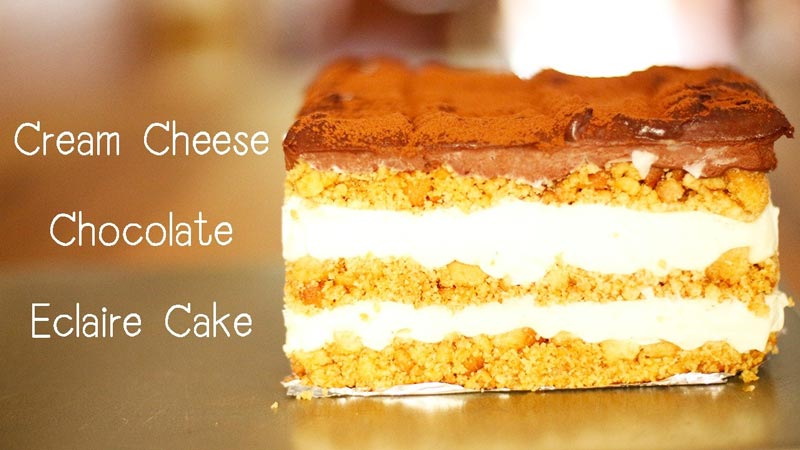 เค้กเอแคลร์