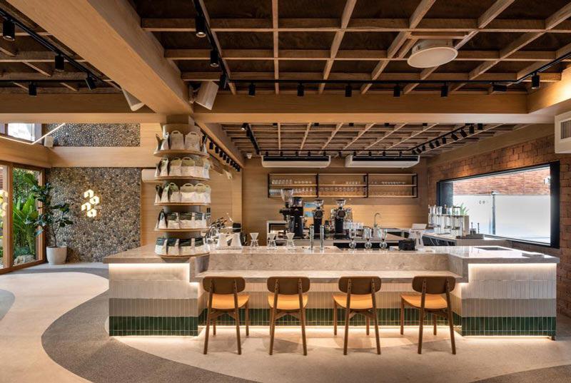 ร้านกาแฟอารีย์