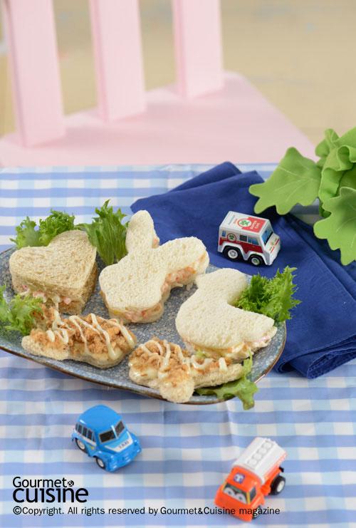 แซนด์วิชหมูหย็อง