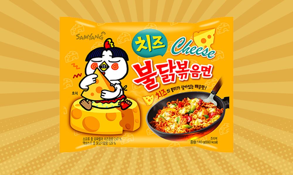 รามยอน เกาหลี