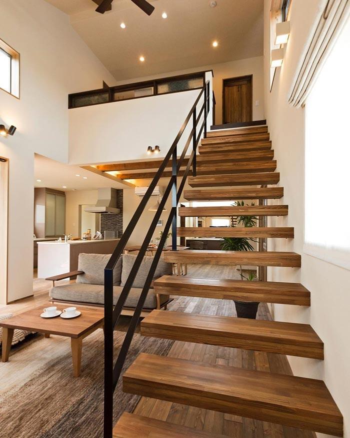 แบบบ้านญี่ปุ่น 2 ชั้น