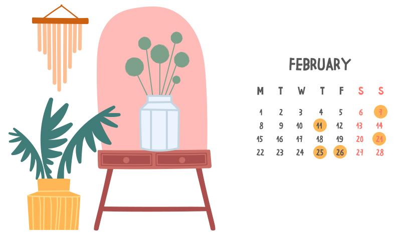 ฤกษ์ขึ้นบ้านใหม่ กุมภาพันธ์ 2564