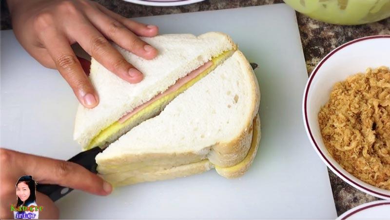 แซนด์วิชโบราณ