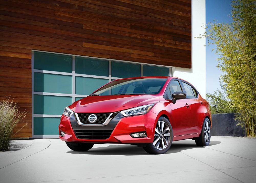 All New Nissan Almera 2019 เผยโฉม สวยเอาเรื่อง