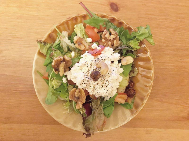 Salad Cottage Cheese