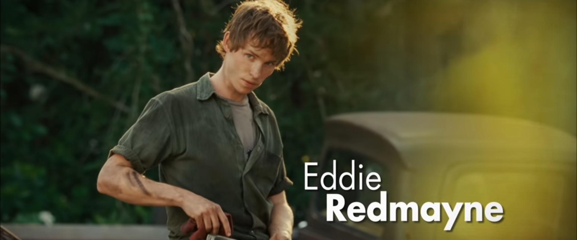 เอดดี้ เรดเมน ภาพยนตร์