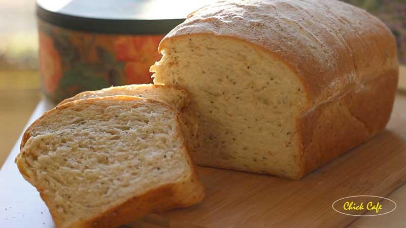 ขนมปังสูตรสุขภาพ