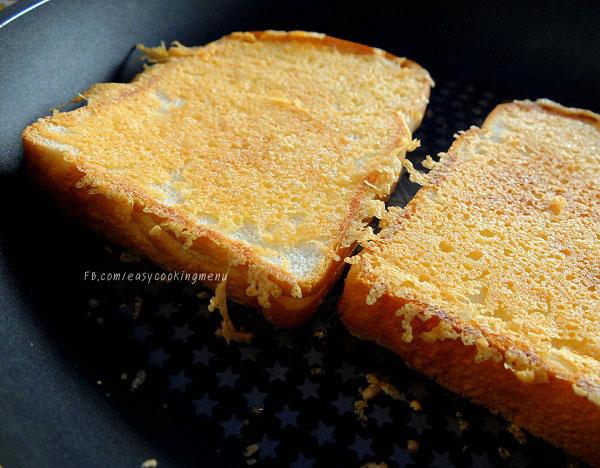 ขนมปังชีสกรอบ