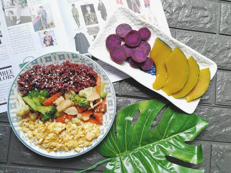 อาหาร ลด น้ํา หนัก ทํา เอง