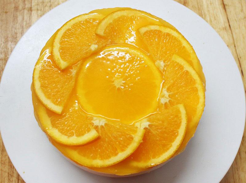 มูสเค้กส้ม