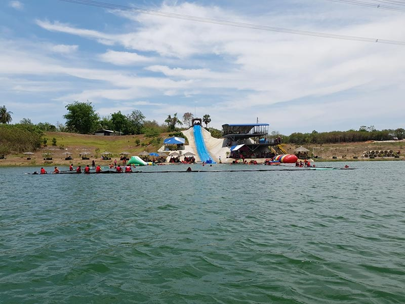 เที่ยวราชบุรี ณ สวนน้ำทะเลดำเนินสะดวก เล่นน้ำก็สนุก พักผ่อนก็ฟิน 1
