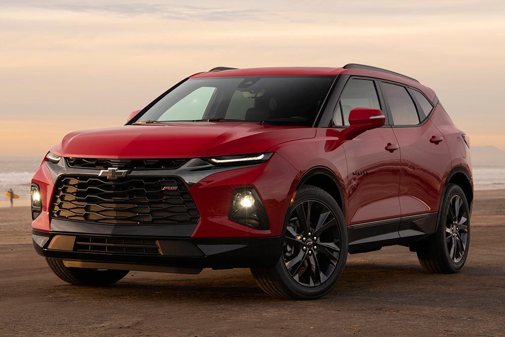 All-new Chevrolet Trailblazer 2020 ชื่อใช่ แต่ไม่เหมือนกับ ...