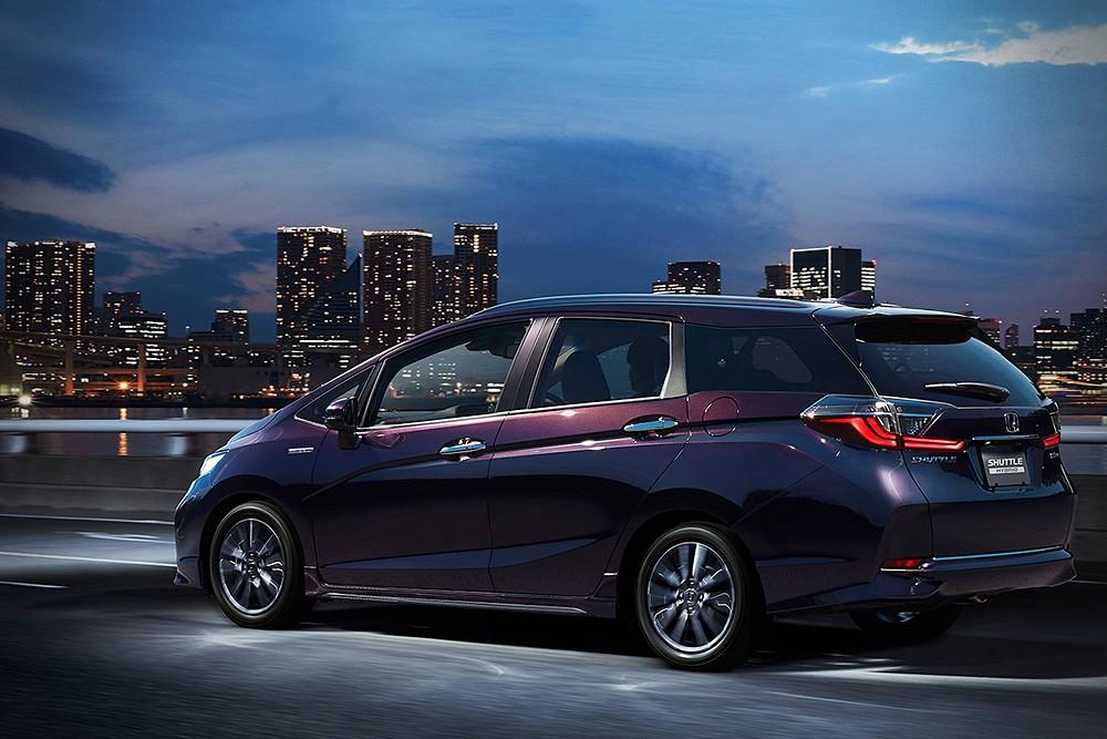 Honda Shuttle 2019 ใหม่ Facelift อเนกประสงค์น่าใช้ แต่ไทยไม่มี