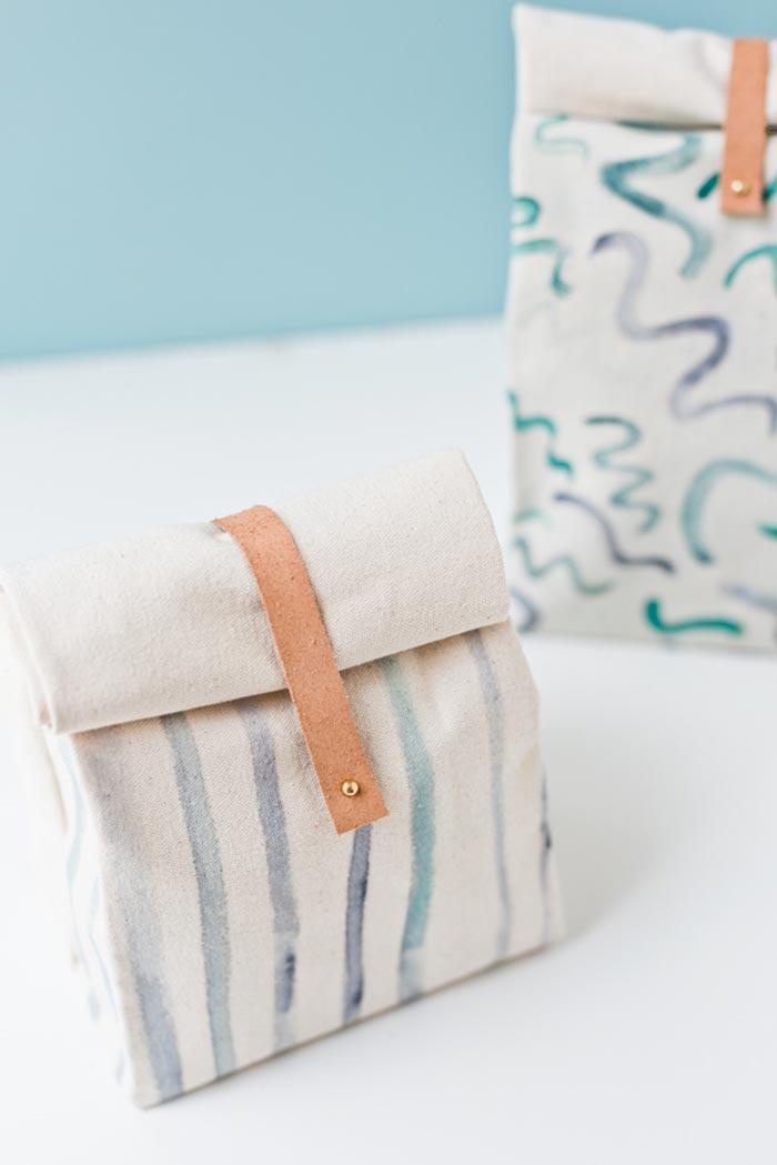 วิธีทำกระเป๋าผ้า