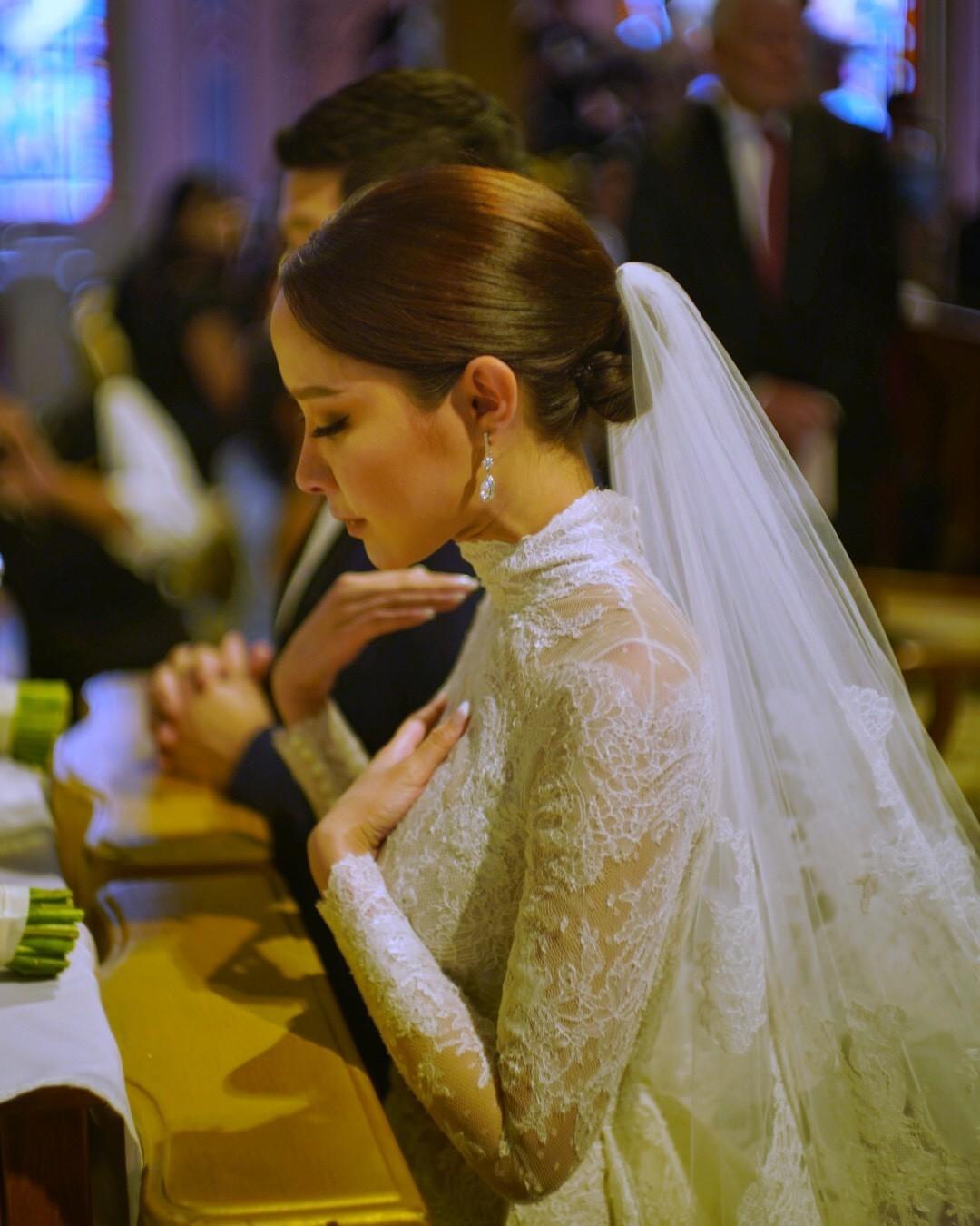 งานแต่ง น้ำชา ชีรณัฐ