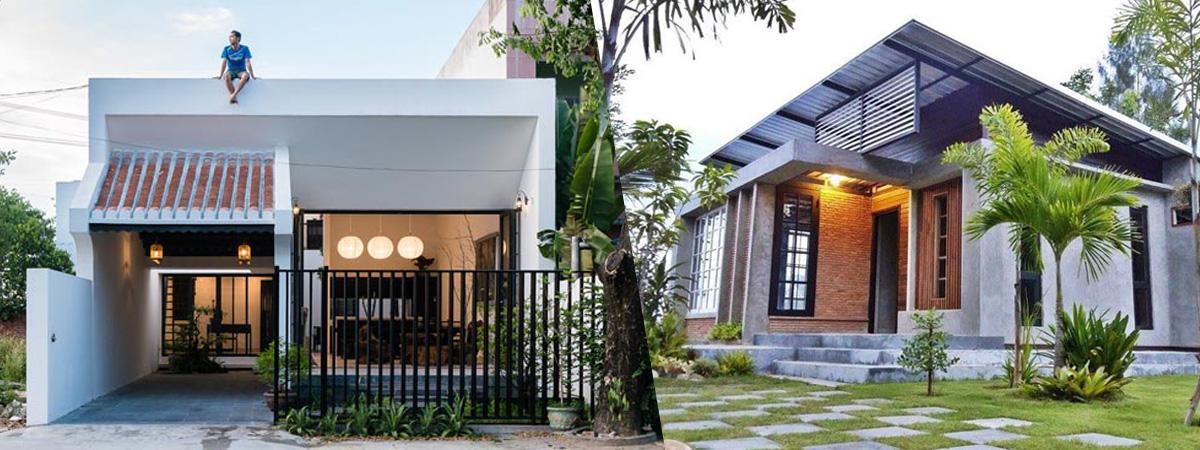 10 แบบบ้านสวย ๆ ไอเดียสร้างบ้านของคนอยากมีบ้าน