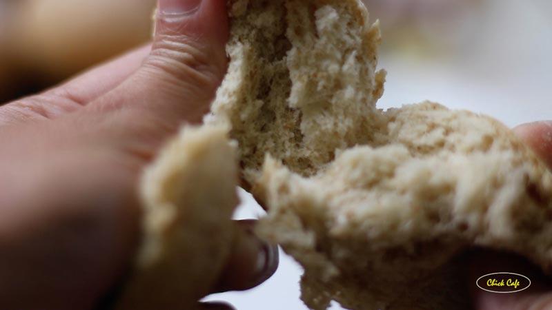 ขนมปังบันสูตรโฮลวีต
