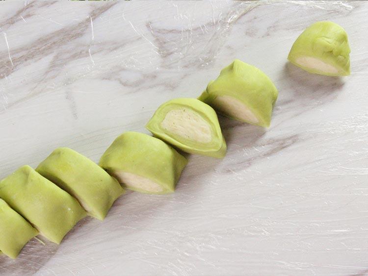 ติ่มซำหมูสับผักกาดขาว