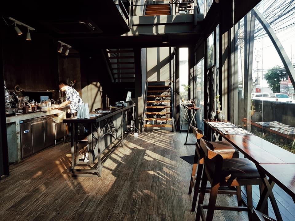 ร้านกาแฟสำโรง