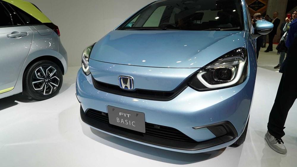 Honda Jazz 2020 new Honda Fit เปิดขายอย่างเป็นทางการที่ญี่ปุ่น
