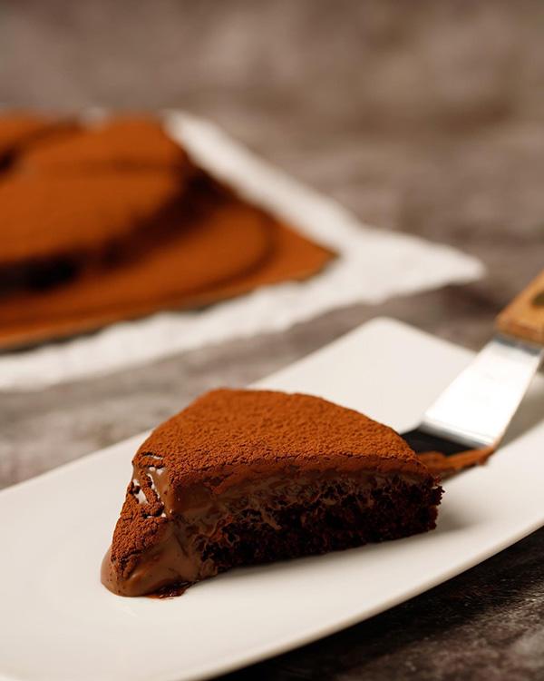 Chocolate Lava Cake Shop