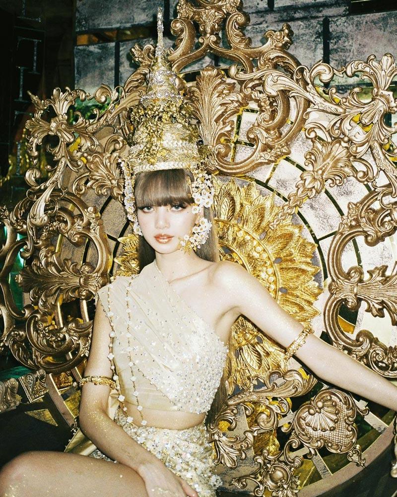 เปิดดีเทลชุดไทย ลิซ่า ใน MV เพลง LALISA จาก 2 แบรนด์ไทย เล่อค่ามาก