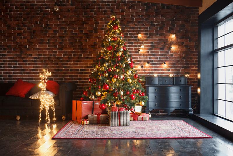 ต้นคริสต์มาส
