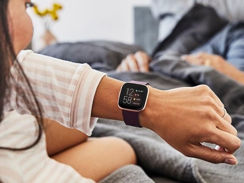 สมาร์ตวอตช์  Fitbit Versa 2