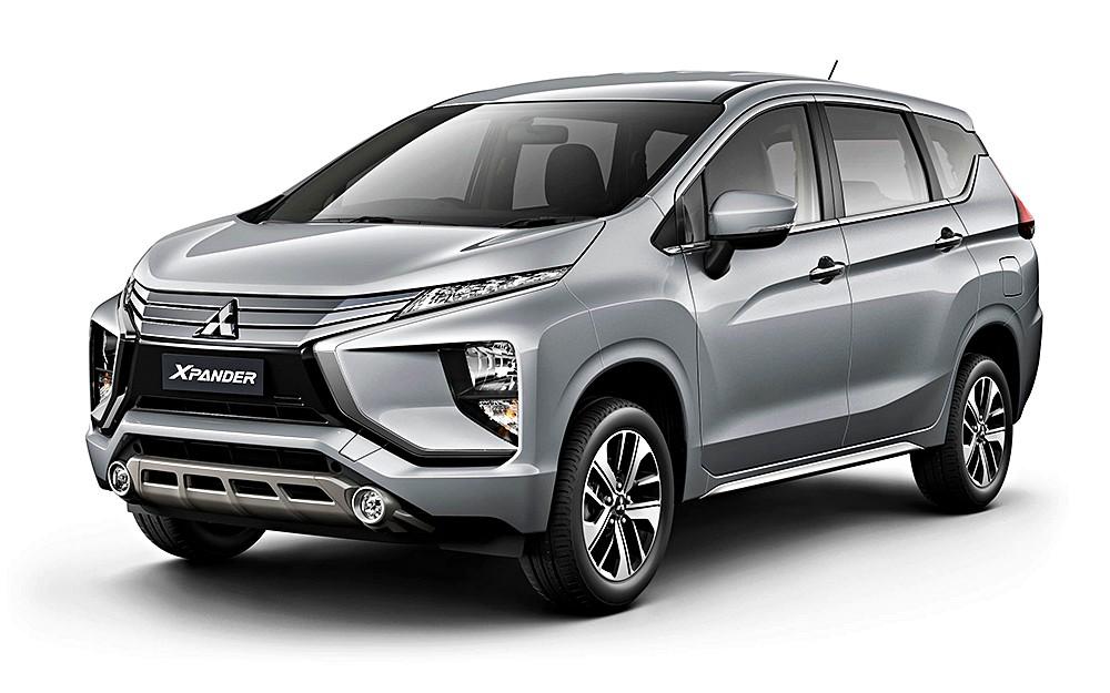 Nissan Livina 2019 แฝดอีกฝาของ Mitsubishi Xpander หน้าตาดี