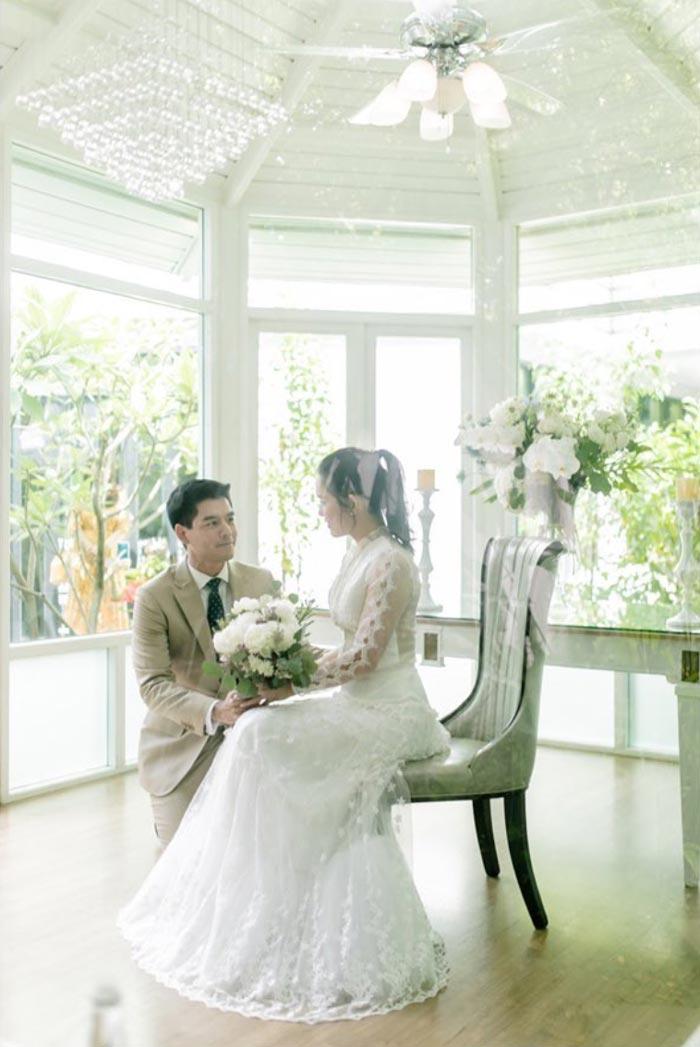 โน้ต วัชรบูล แต่งงาน