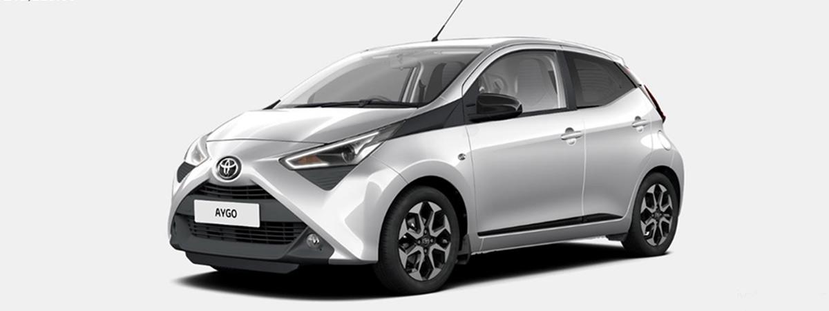 Toyota Aygo X Trend 2019 รถเล กเทรนด ใหม ด ไซน ต องแรง