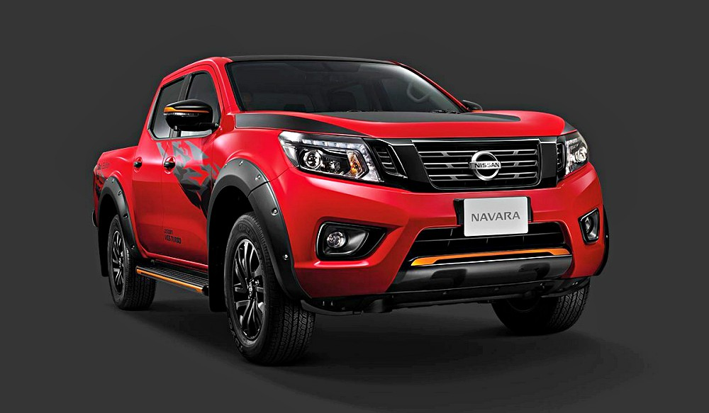 Nissan Navara N-Warrior 2019 กระบะแต่งหล่อสไตล์ฟิลิปปินส์