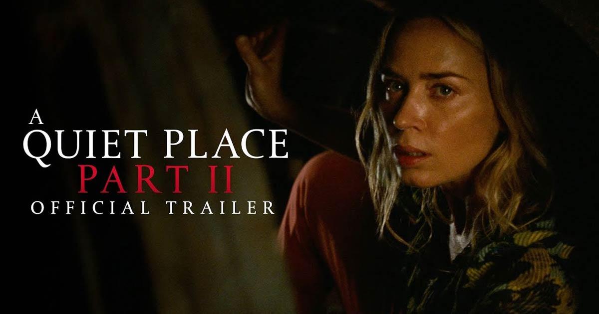 ตัวอย่างหนัง a quiet place 2 หนังใหม่ a quiet place ภาค 2
