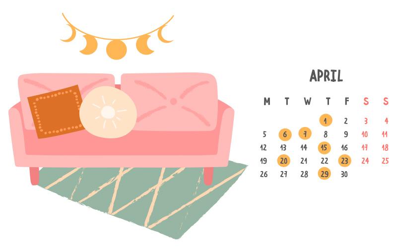 ฤกษ์ขึ้นบ้านใหม่ เมษายน 2564