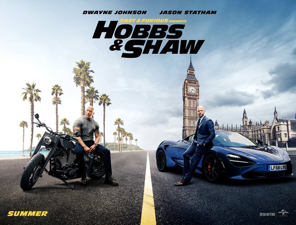 หนัง Hobbs and Shaw