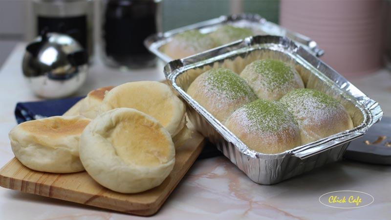 ขนมปังไส้ต่าง ๆ