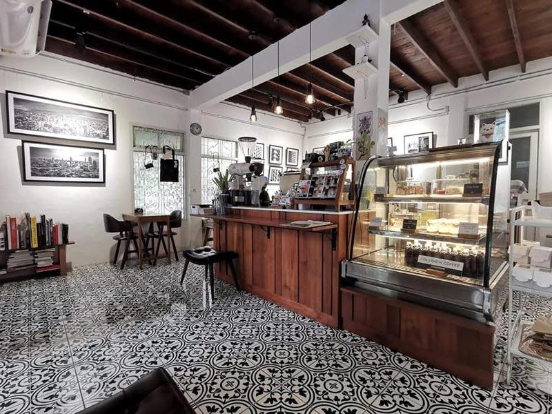 ร้านกาแฟ เมนูกาแฟส้ม