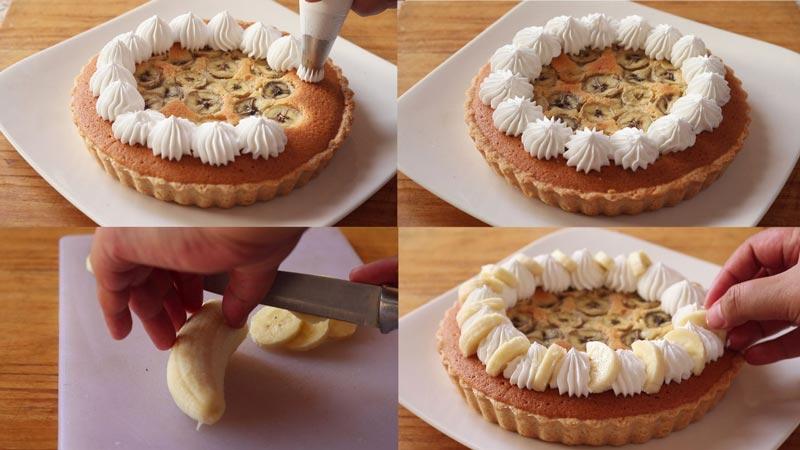 ทาร์ตกล้วยหอม