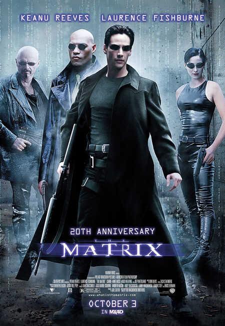 The Matrix (1999) เดอะ เมทริกซ์ เพาะพันธุ์มนุษย์เหนือโลก 2199