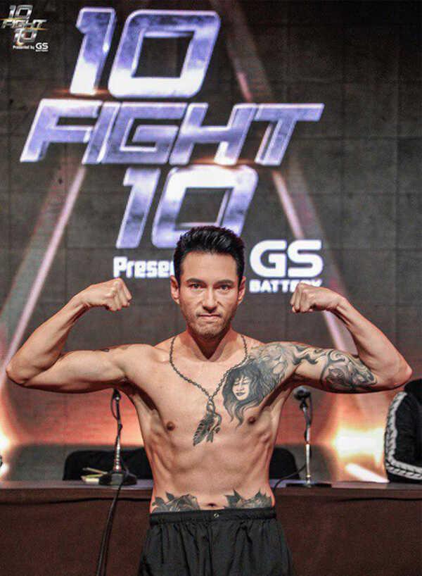 10 fight 10