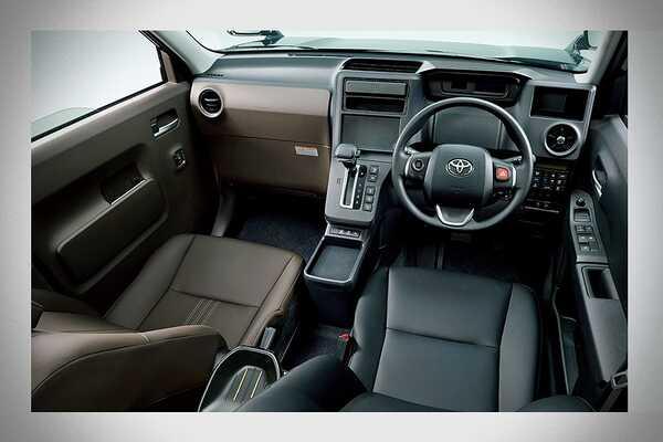 Toyota JPN Taxi รถแท็กซี่ญี่ปุ่น สะท้อนความสุดยอดด้านบริการ