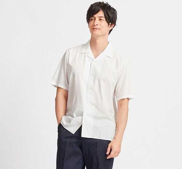 Short arms shirt