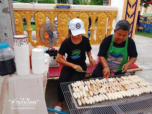 ตลาดสี่มุมเมรุ จังหวัดจันทบุรี แหล่งของฝากนักช้อป เหมาของอร่อยกลับบ้าน 2