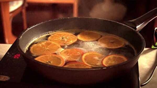 ชีสเค้กส้ม