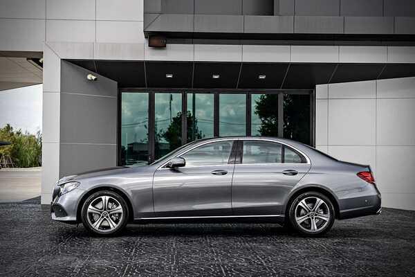 Mercedes Benz E-Class 2019 นำเครื่องยนต์ดีเซลกลับมาจำหน่าย